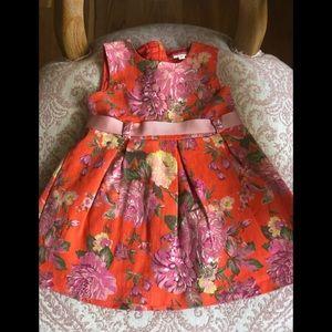 Funkyberry dress Sz 1yr